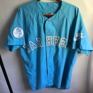Vintage Nike baseball jersey 80s